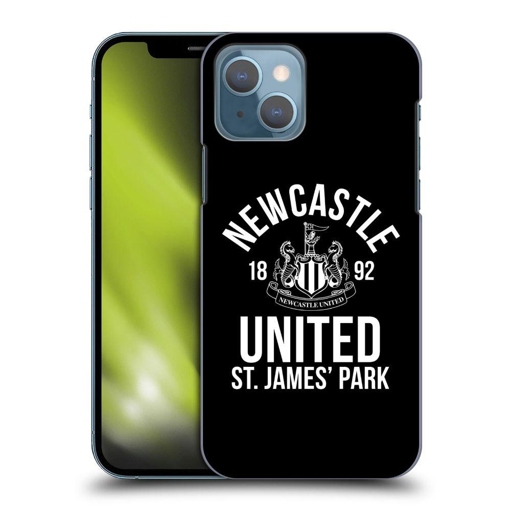スマートフォン・携帯電話用アクセサリー, ケース・カバー NEWCASTLE UNITED FOOTBALL CLUB FC - St. James Park Black case iPhone