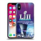 NATIONAL FOOTBALL LEAGUE ナショナルフットボールリーグ - U.S. Bank Stadium ハード case / iPhoneケース 【公式 / オフィシャル】