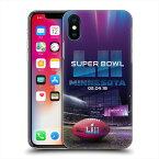 NATIONAL FOOTBALL LEAGUE ナショナルフットボールリーグ - U.S. Bank Stadium 2 ハード case / iPhoneケース 【公式 / オフィシャル】