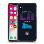 NATIONAL FOOTBALL LEAGUE ナショナルフットボールリーグ - U.S. Bank Stadium 3 ハード case / iPhoneケース 【公式 / オフィシャル】
