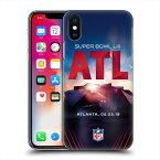 NATIONAL FOOTBALL LEAGUE ナショナルフットボールリーグ - Mercedes-Benz Stadium Atlanta ハード case / iPhoneケース 【公式 / オフィシャル】