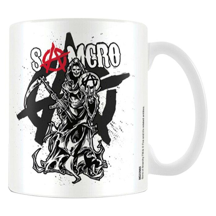 SONS OF ANARCHY サンオブアナーキー - Reaper / マグカップ 【公式 / オフィシャル】