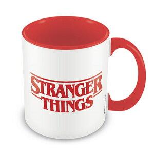 STRANGER THINGS ストレンジャー・シングス (シーズン4配信決定 ) - Logo Red / マグカップ 【公式 / オフィシャル】