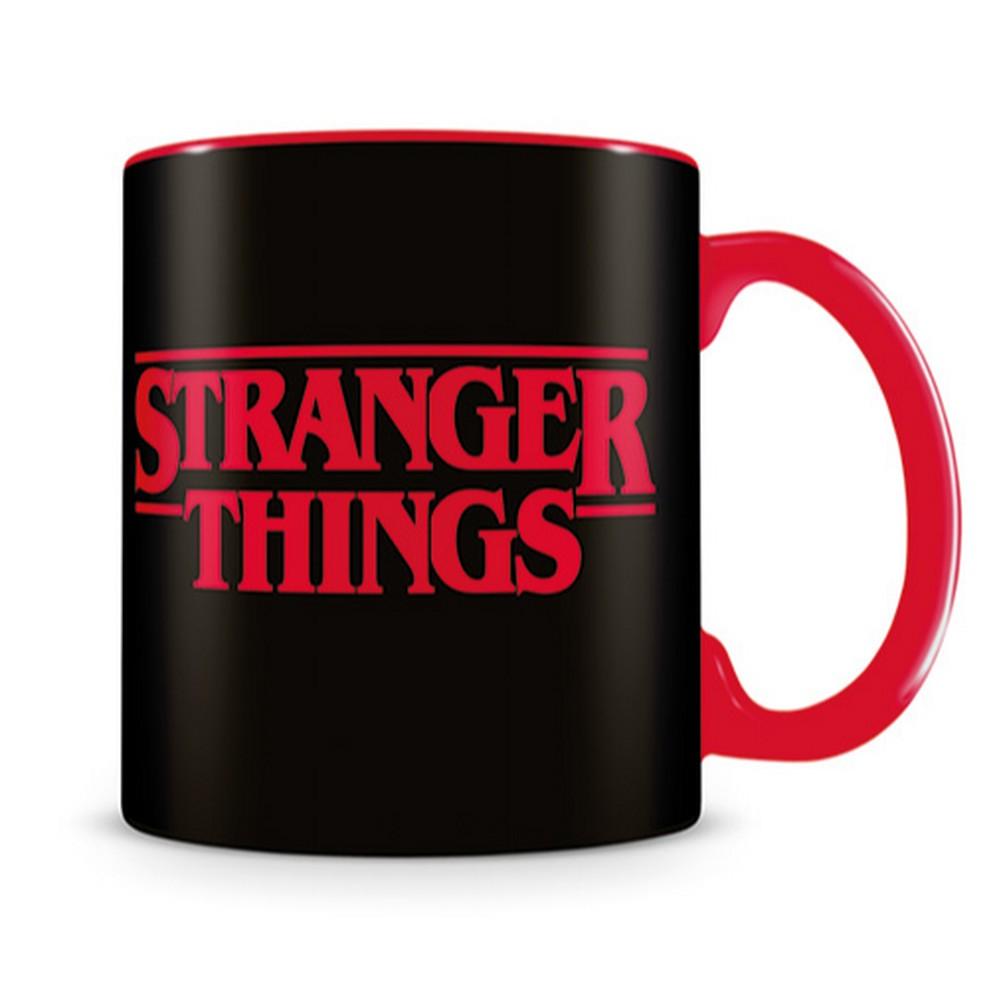 マグカップ・ティーカップ, マグカップ STRANGER THINGS - Logo
