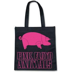 PINK FLOYD ピンクフロイド (結成55周年記念 ) - Classic Animals (Trend Version) / エコバッグ / トートバッグ 【公式 / オフィシャル】