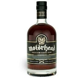 MOTORHEAD モーターヘッド - PREMIUM DARK RUM / 洋酒
