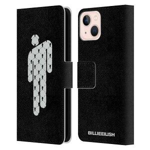 BILLIE EILISH ビリーアイリッシュ (9月来日決定 ) - Blohsh レザー手帳型 / iPhoneケース 【公式 / オフィシャル】