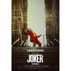 DC COMICS DCコミックス - JOKER 2019 Steps / ポスター 【公式 / オフィシャル】