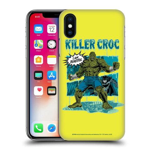BATMAN バットマン (映画『ザ・バットマン』2021年公開 ) - Killer Croc ハード case / iPhoneケース 【公式 / オフィシャル】