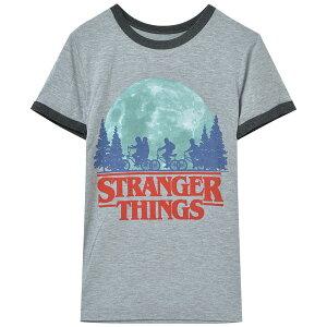 STRANGER THINGS ストレンジャー・シングス (シーズン4配信決定 ) - Bikes / Tシャツ / レディース 【公式 / オフィシャル】