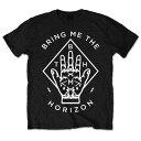 BRING ME THE HORIZON ブリングミーザホライズン - Diamond Hand / Tシャツ / メンズ 【公式 / オフィシャル】