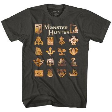 MONSTER HUNTER モンスターハンター (9/4映画公開記念 ) - MH / Tシャツ / メンズ 【公式 / オフィシャル】