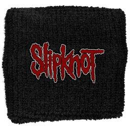 SLIPKNOT スリップノット - Logo / リストバンド 【公式 / オフィシャル】