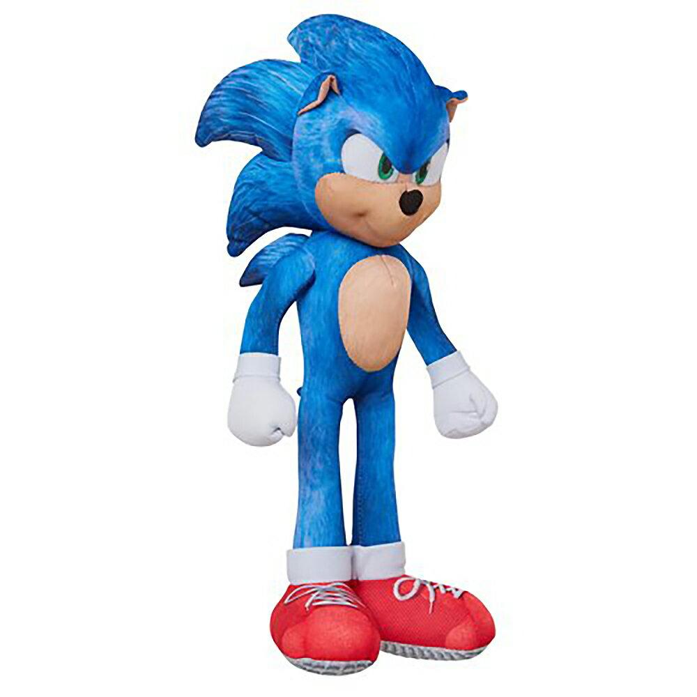 コレクション, フィギュア SONIC THE HEDGEHOG (30 ) - Movie Sonic