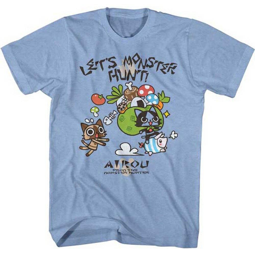 トップス, Tシャツ・カットソー MONSTER HUNTER - AIROU HUNTER T