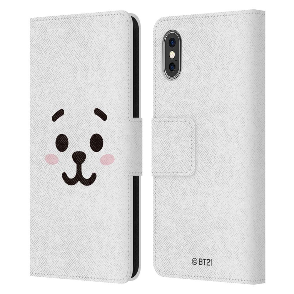 スマートフォン・携帯電話アクセサリー, ケース・カバー BTS ( ) - BT21 Basic Faces RJ iPhone
