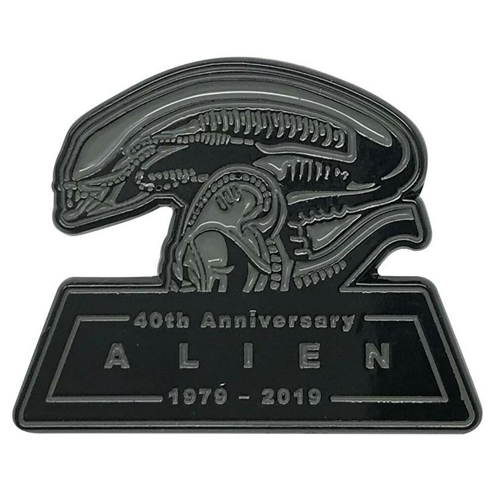 男女兼用アクセサリー, その他 ALIEN - 40th anniversary Pin Badge 9,995