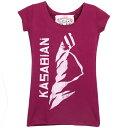 KASABIAN カサビアン (デビュー15周年記念 ) - Face / Amplified( ブランド ) / Tシャツ / レディース 【公式 / オフィシャル】