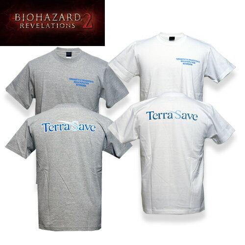 トップス, Tシャツ・カットソー BIOHAZARD TerraSave T resident evil CAPCOM REVELATIONS2 2