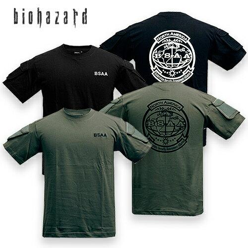 トップス, Tシャツ・カットソー BIOHAZARD BSAA T resident evil CAPCOM