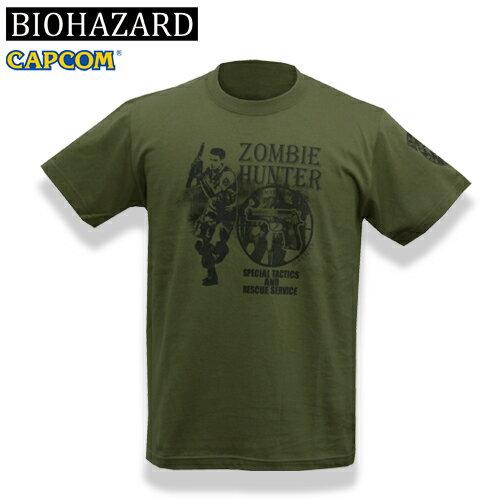 トップス, Tシャツ・カットソー BIOHAZARD S.T.A.R.S. CHRIS T resident evil CAPCOM RPD