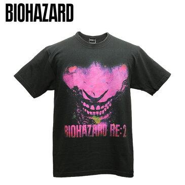 バイオハザード RE:2 ゾンビ Tシャツ【biohazard zombie t-shirt】レオン クレア Resident Evil 生化危机 capcom カプコン