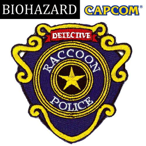 コレクション, その他 BIOHAZARD R.P.D. w resident evil CAPCOMRaccoon city Police Dept