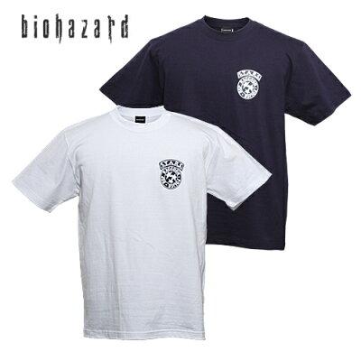 ◆10,000円(税別)以上送料無料◆蓄光プリントにより暗闇で発光するTシャツBIOHAZARD S.T.A.R.S....
