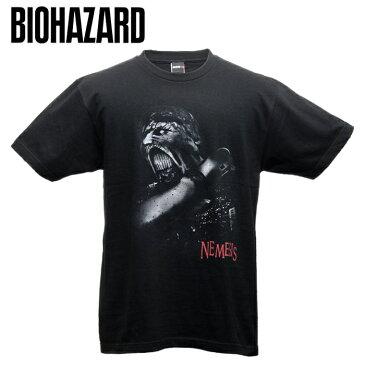 BIOHAZARD RE:3 ネメシス Tシャツ【バイオハザード Nemesis】ネメシス NEMESIS Resident Evil 生化危机 capcom カプコン