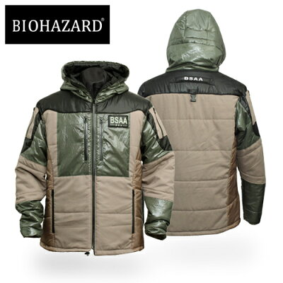 ◆10,000円(税別)以上送料無料◆バイオハザード5のクリスをイメージしたジャケット!【送料無料...