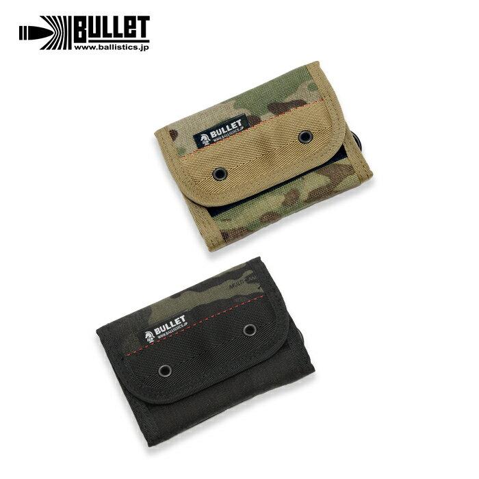 財布・ケース, メンズ財布 BULLET MULTICAM ballistics military smallwallet 3 ID