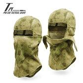 TP タクティカル・フェイスマスク 【tactical performance タクティカル・パフォーマンス】DCS エータックス エーユー エフジー ミリタリー サバイバルゲーム 目出し帽 face mask