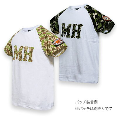 MH_Tシャツ_for_PATCH_/_カモフラージュ