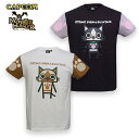 MH Tシャツ for PATCH / アイルー【モンスター...