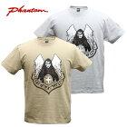 PHANTOM,PJ,パラレスキュー,SKULL,Tシャツ