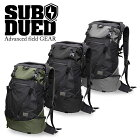 SUBDUED,UDT,BACKPACK,サブデュード,ユーディーティー,バックパック