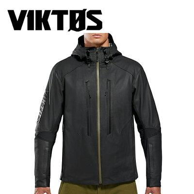 VIKTOSアクチュアルレザージャケットメンズミリタリータクティカル防水性通気性