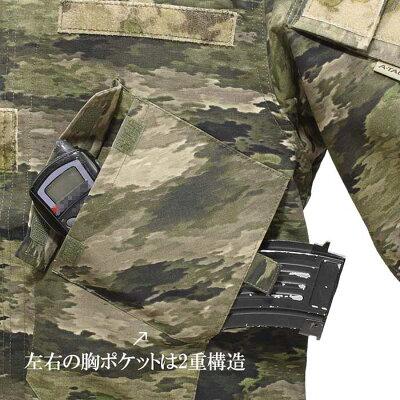 【送料無料】TPASSAULTFORCEジャケット/A-TACSiX(予約品)【tacticalperformanceタクティカル・パフォーマンスDCSエータックスアイエックス】メンズミリタリーサバイバルゲームサバゲ強襲BDUジャケット