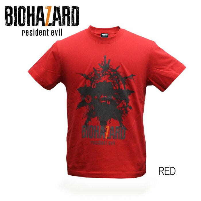 トップス, Tシャツ・カットソー  biohazard 7 T resident evil CAPCOM 2