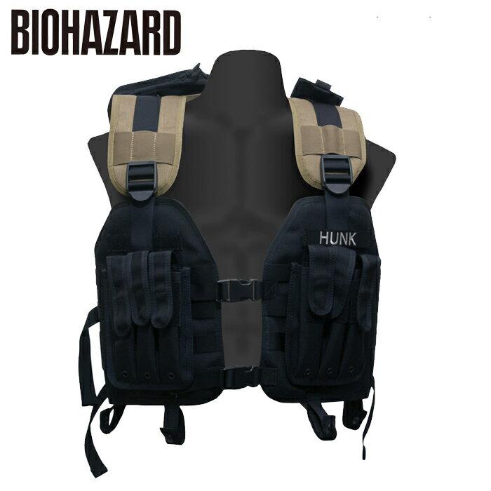 コスプレ・変装・仮装, その他 BIOHAZARD tactical vest hunk resident evil CAPCOM (CAPCOM )