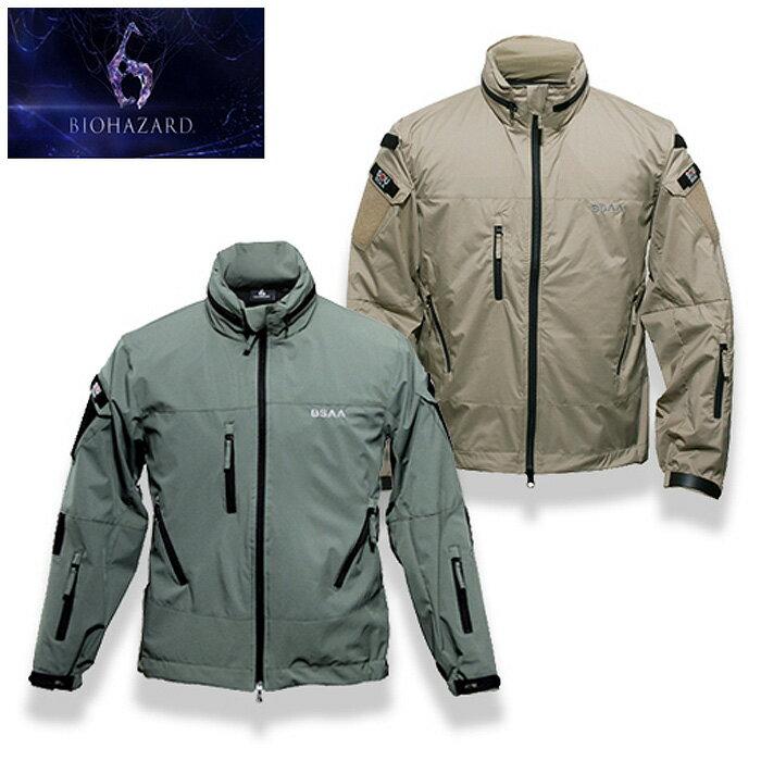 メンズファッション, コート・ジャケット BIOHAZARD 6 BSAA SOU softshell resident evil CAPCOM