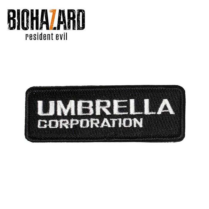 コレクション, その他 7 PATCH biohazard7 Resident Evil STARS umbrella