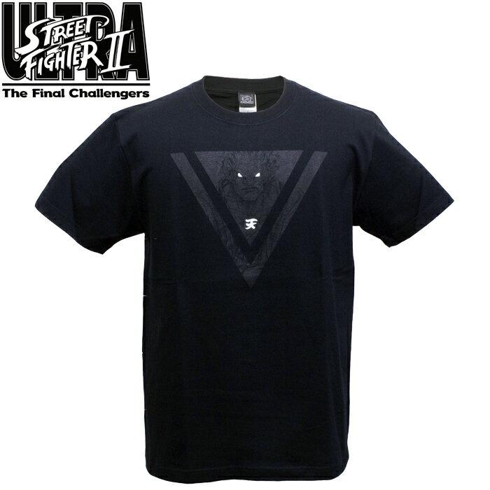 トップス, Tシャツ・カットソー II T2017 STREET FIGHTER2 T-SHIRT akuma CAPCOM