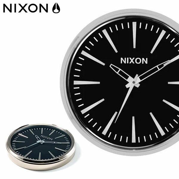 ニクソンNIXONSentryWallClock日本正規品壁掛け時計ウォールウォッチクロックスケートボードストリートサーフアウト