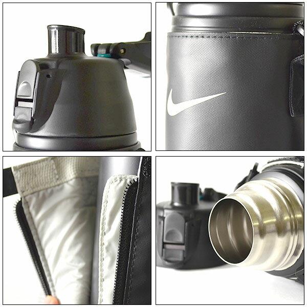 水筒ナイキNIKEハイドレーションボトル1.0L保冷専用直飲みサーモススポーツボトルFFC1002FNステンレス魔法瓶得割22【あす楽対応】