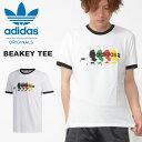 半袖 Tシャツ adidas ORIGINALS アディダス オリジナルス メンズ BEAKEY TEE ロゴTシャツ プリントTシャツ 2019夏新作 FUE15