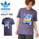 半袖 Tシャツ adidas ORIGINALS アディダス オリジナルス メンズ CULLY TEE プリントTシャツ 2019夏新作 FUE30