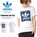 半袖 Tシャツ adidas ORIGINALS アディダス オリジナルス メンズ TOWNING BB TEE ロゴTシャツ プリントTシャツ 2019春新作 FUE81