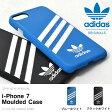 ネコポス対応可能!アイフォン7ケース adidas originals アディダス オリジナルス スマホケース Moulded Case ハードカバー iPhone7 i-PHONE7 携帯電話 スマートフォン アクセサリー