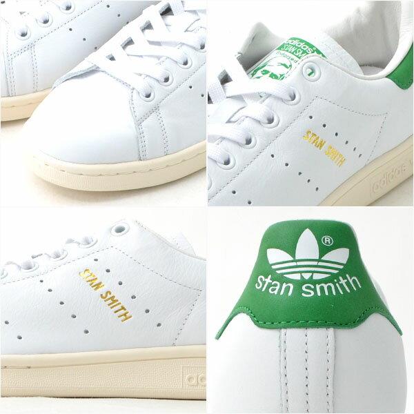 送料無料スタンスミススニーカーadidasOriginalsアディダスオリジナルスレディースSTANSMITH白緑ホワイトグリーンローカットスニーカーカジュアルシューズシューズ靴S750742017春夏新作